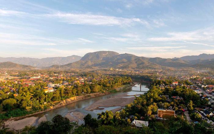 Thành phố Luang Prabang, Lào