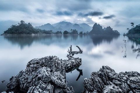 Vần vũ Na Hang, Tuyên Quang