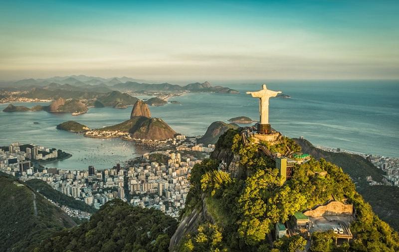 Du lịch Brazil đang thành công thế nào nhờ Visa điện tử?