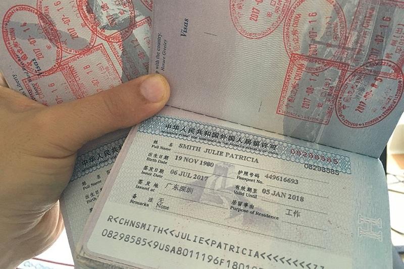 Bí quyết xin Visa Trung Quốc nhanh chóng