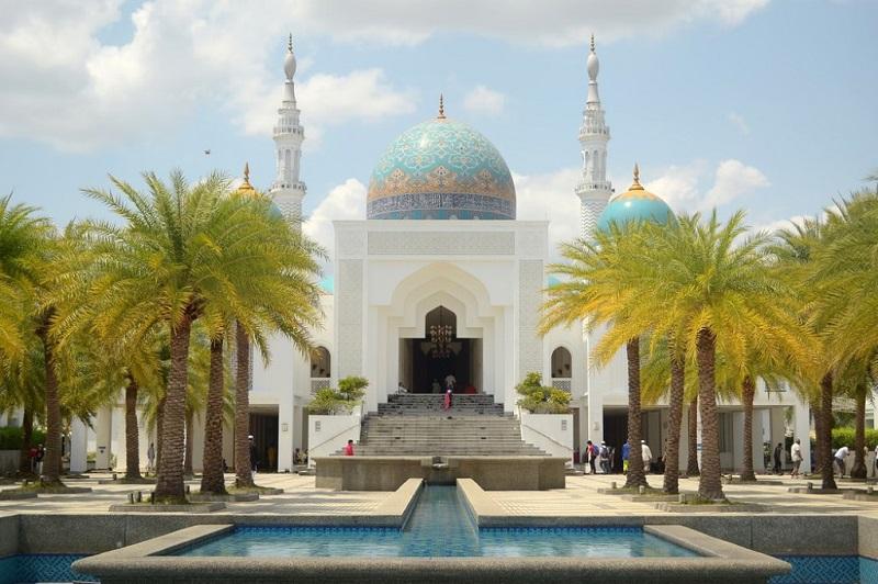 Nhà thờ Hồi giáo Al-Bukhary