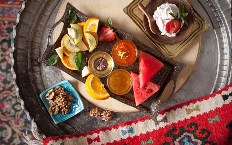 Điểm qua những món ăn ngon, đẹp, độc đáo, của nền Ẩm thực Iran