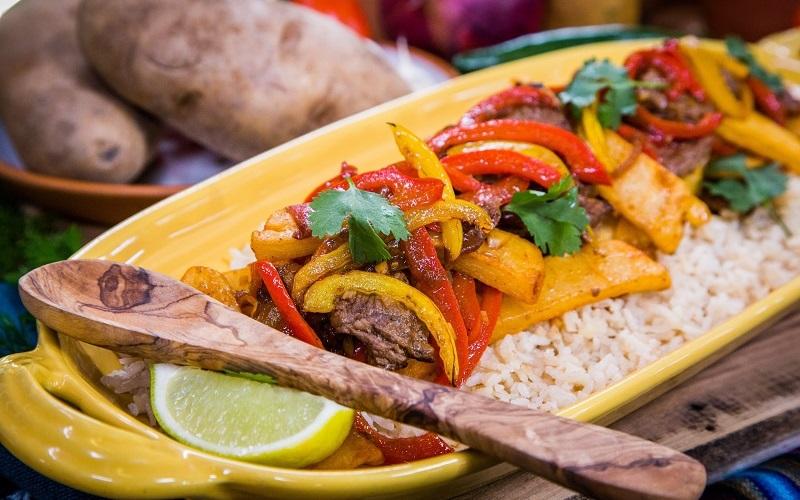 ẩm thực Peru