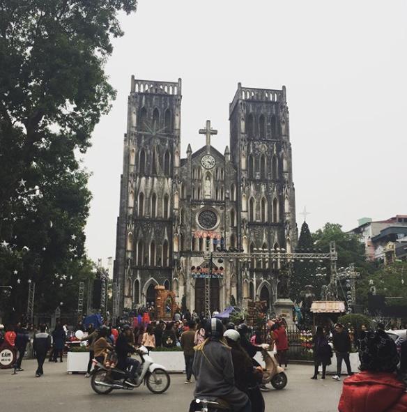 Tổng quan nhà thờ lớn Hà Nội