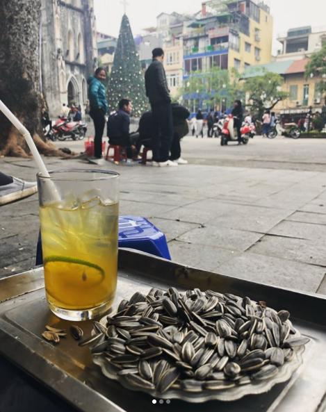 Món ăn đặc sản gần khu vực nhà thờ lớn Hà Nội