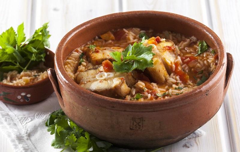 Figueira da Foz chuẩn bị một trong những phiên bản tốt nhất của arroz de tamboril