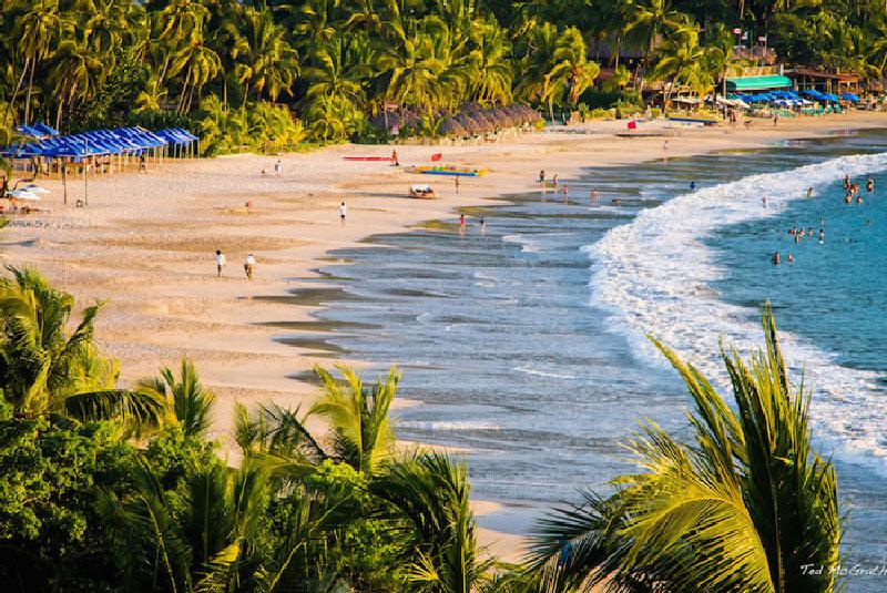 Mexico giữ vị trí số 1 với nhiều bãi biển sạch đẹp nhất châu Mỹ