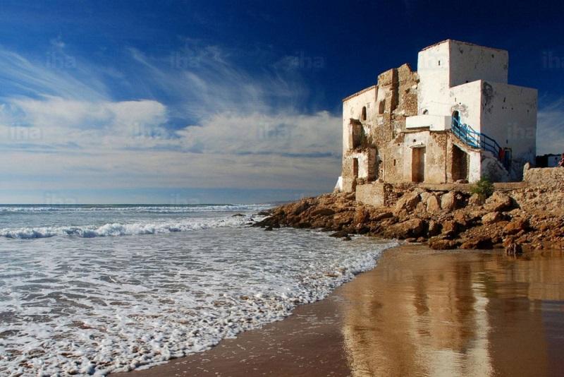 bãi biển tại Maroc