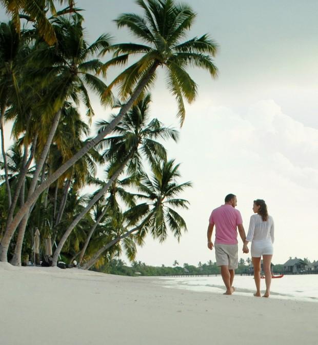 Bãi biển lãng mạn nhất