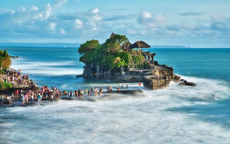"""Bali """"thiên đường du lịch"""" ở Indonesia"""