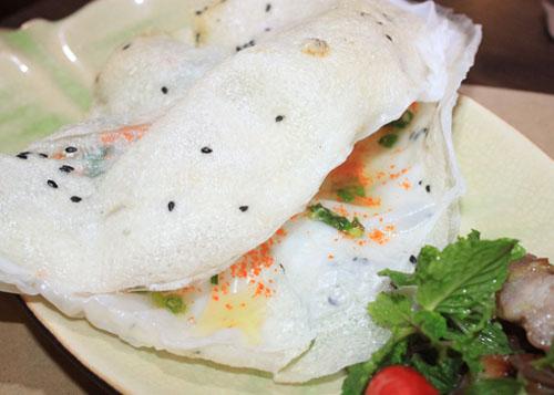 Bánh đập món ăn gây nghiện ở xứ Quảng