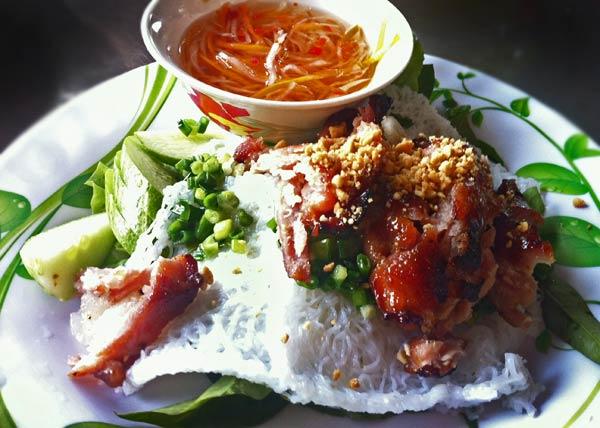 Bánh hỏi gợi nhớ hương vị miền Trung