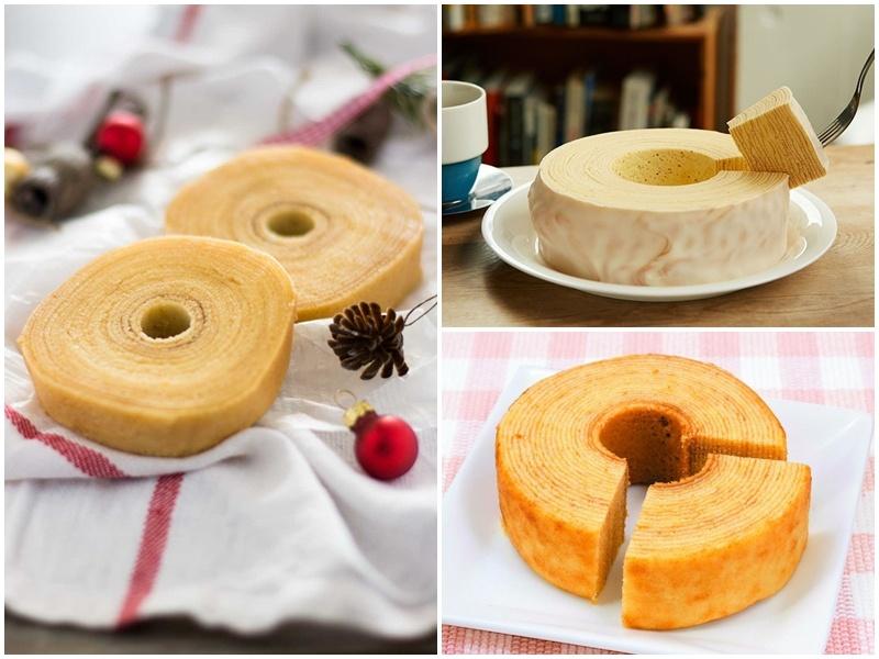 Kết quả hình ảnh cho bánh baumkuchen
