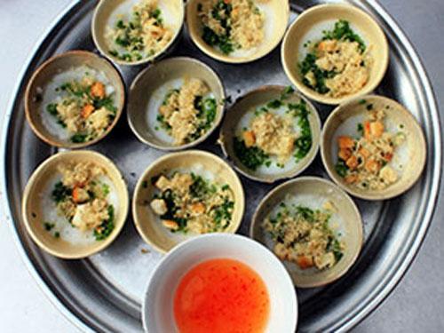 Nét riêng của bánh bèo nóng Phú Yên