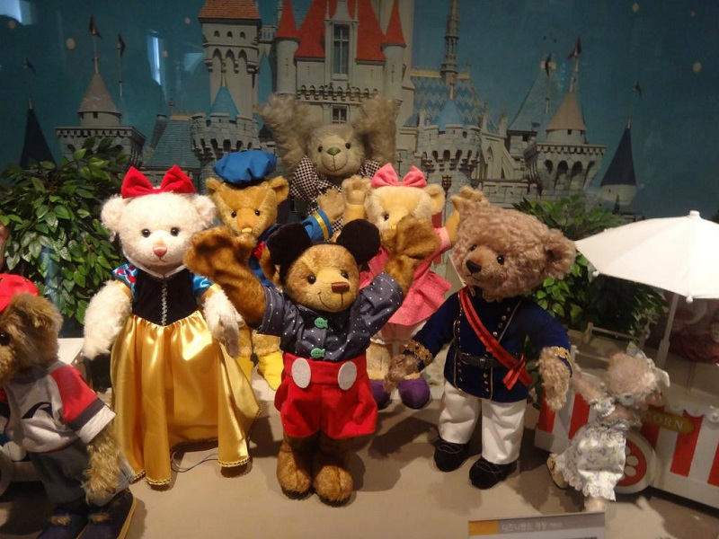 Bảo tàng gấu Teddy