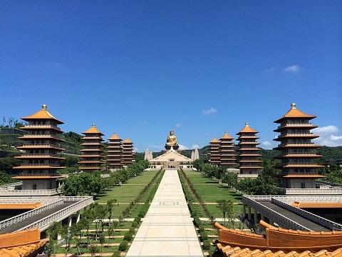 Phật Quang Sơn, điểm đến nổi tiếng trong chuyến du lịch Đài Loan