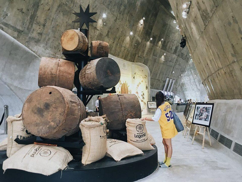 Bảo tàng Thế giới Cà phê tại Buôn Mê Thuột