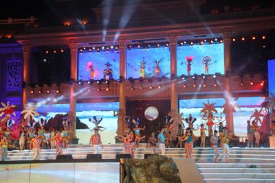 Bế mạc Festival Biển Nha Trang 2013