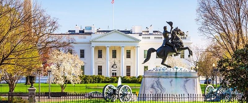 Nhà Trắng được thiết kế từ một cuộc thi mở cho toàn dân