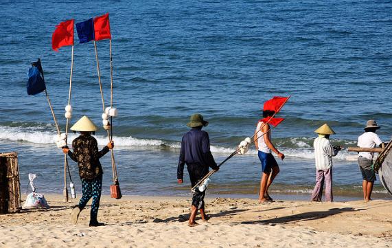 6 thắng cảnh hấp dẫn cho mùa hè ở Quảng Ngãi