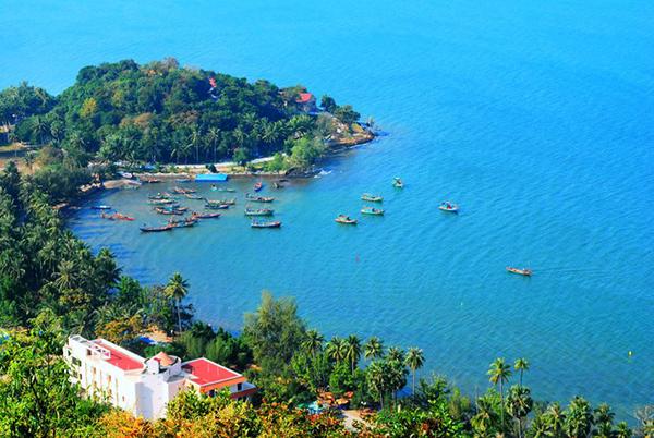 biển Mũi Nai - du lịch Hà Tiên