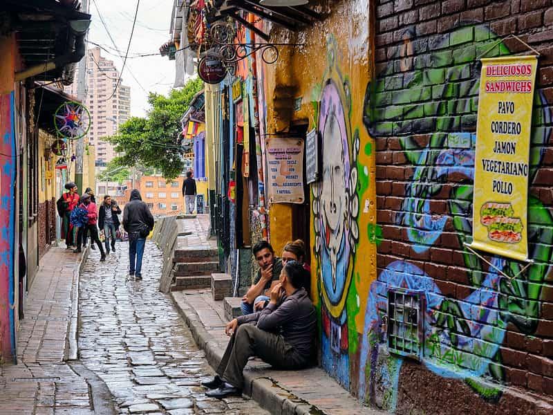 Tại sao Bogotá an toàn hơn bạn nghĩ?