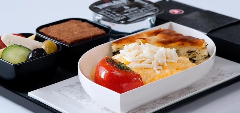 Suất ăn của 10 hãng hàng không tốt nhất thế giới