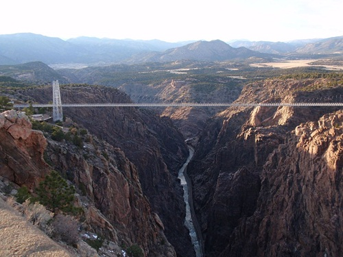 Cầu Royal Gorge