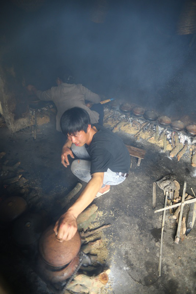 cá kho làng Đại Hoàng