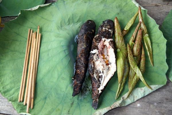 cá lóc nướng miền Tây4