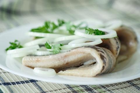Cá trích muối