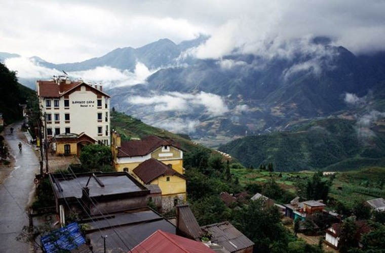 Thành phố Sapa
