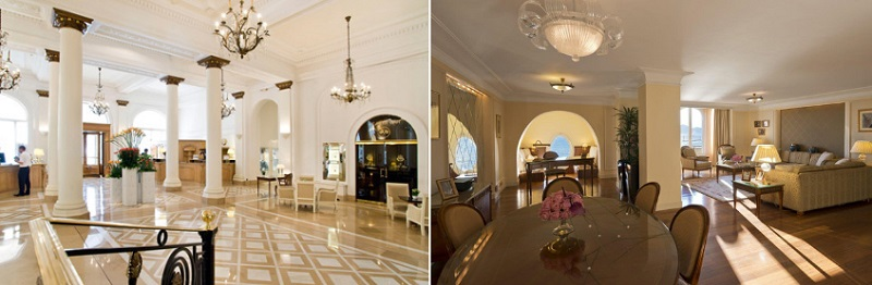 khu nghỉ dưỡng tại Cannes
