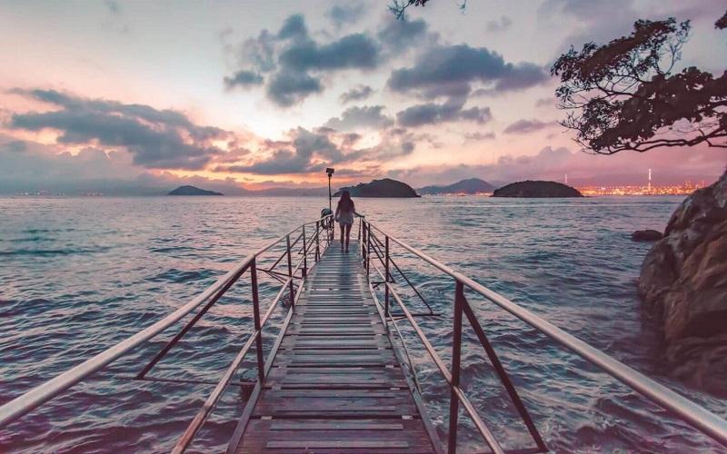 Cầu tắm Sai Wan – nơi chụp hình cưới siêu đẹp