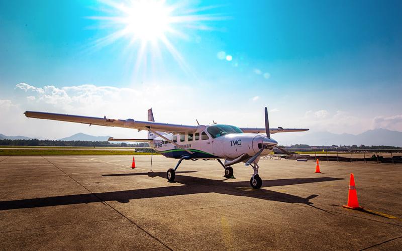 Hãng hàng không Hải Âu mở đường bay Đồng Hới - Đà Nẵng