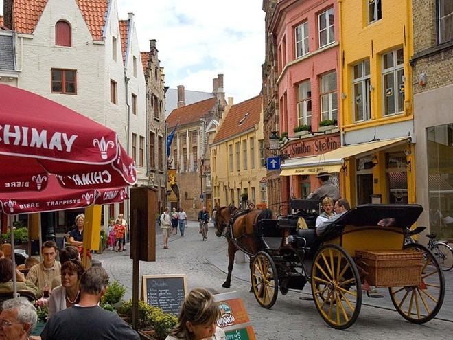 Mê hồn 10 thành phố du lịch hàng đầu châu Âu
