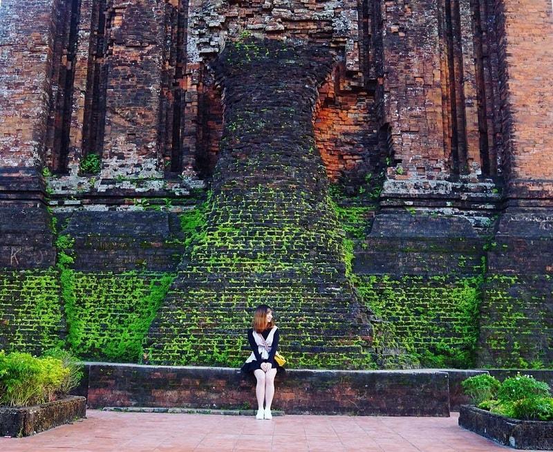 Check-in vẻ đẹp tháp Nhạn lưu lại khoảnh khắc trong chuyến du lịch Phú Yên