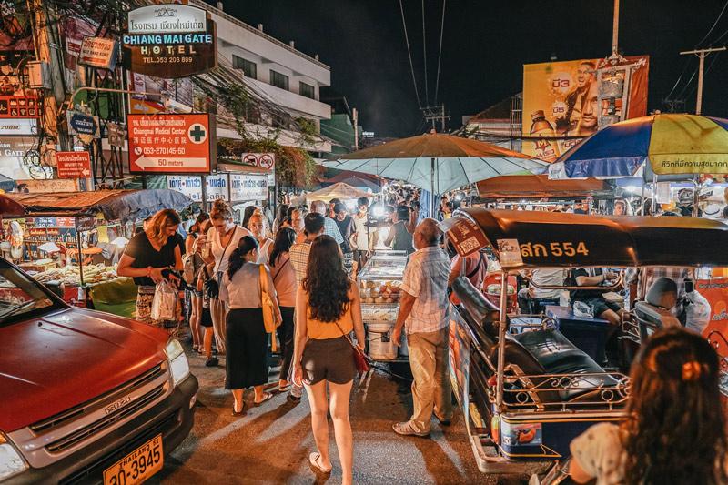 5N4Đ tung hoành khắp Chiang Mai chỉ với 6 triệu đồng