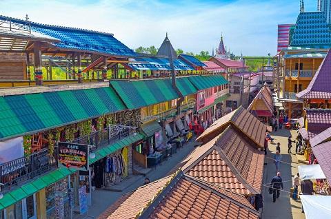 Chợ Izmailovsky