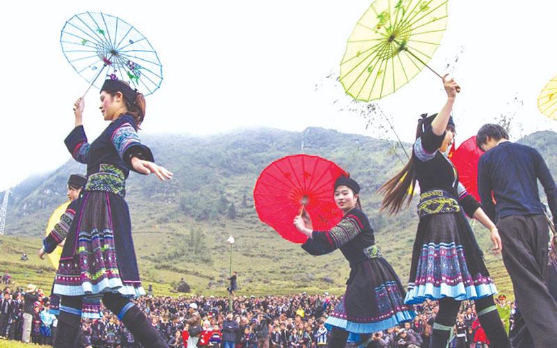 Nét đẹp văn hóa của phiên chợ tình Sa Pa