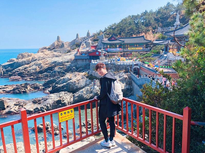 Chùa Haedong Younggungsa - Busan
