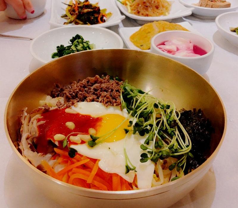 Độc đáo cơm trộn Jeonju