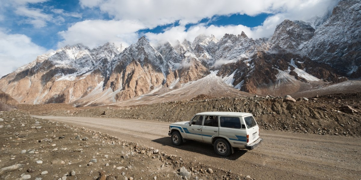 Đường cao tốc Karakorum