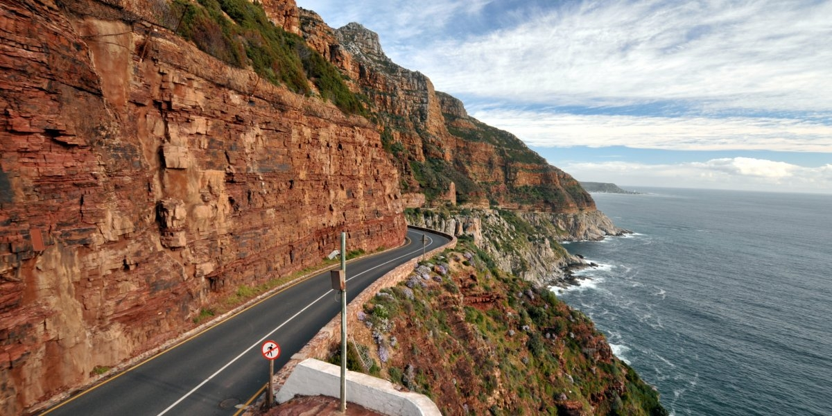 Đường Chapman ở Nam Phi