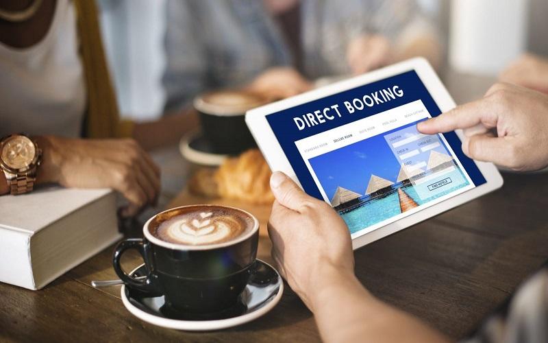 Du lịch trực tuyến đang là xu thế mới, giúp khách hàng dễ dàng tìm kiếm thông tin từ dịch vụ lưu trú, điểm đến