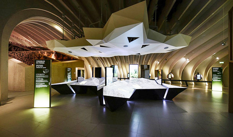 The city of wine – công viên rượu vang dành cho người lớn ở Pháp