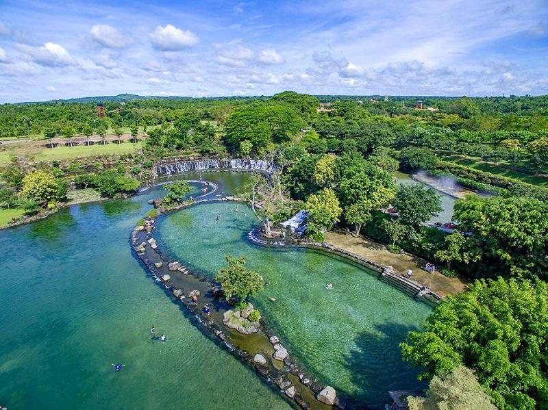 Công viên suối Mơ địa điểm du lịch thú vị ở Đồng Nai