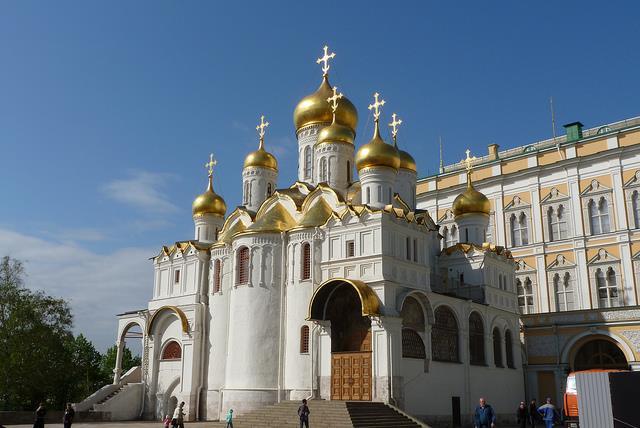 Cung điện Kremlin nước Nga