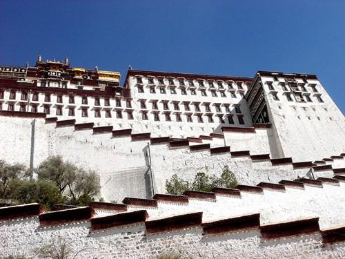 Cung điện Potala tây tạng