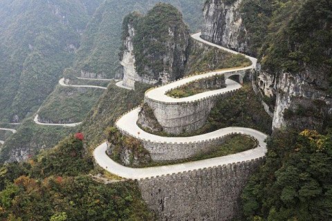 cung đường nguy hiểm nhất thế giới
